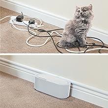 caja de cables