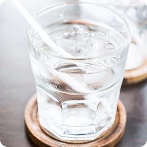 Great-tasting Water