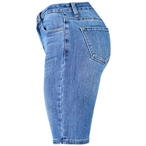 Bermuda shorts for women,Denim Shorts,women short jeans,Bermuda shorts