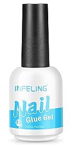 UV Gel Nail Glue