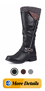 gracosy botas para mujer