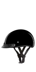 Daytona Helmets DOT skull cap comparison