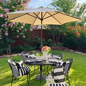 patio heavy duty umbrella base