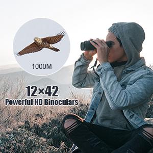 bird watching binoculars for adults