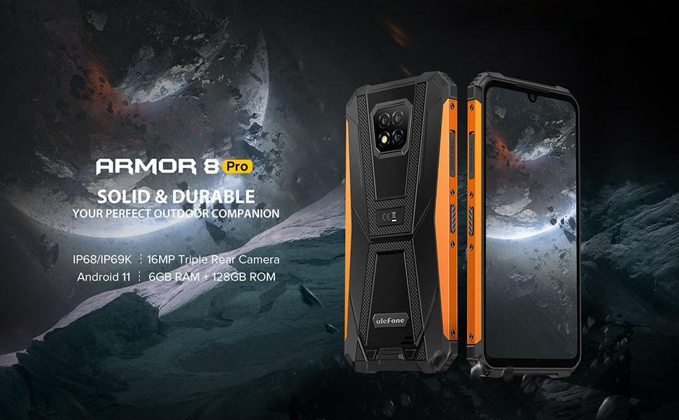 ulefone armor 8 pro