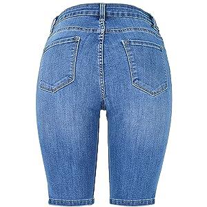 Bermuda Shorts for women,shorts for women,denim shorts,Bermuda shorts women