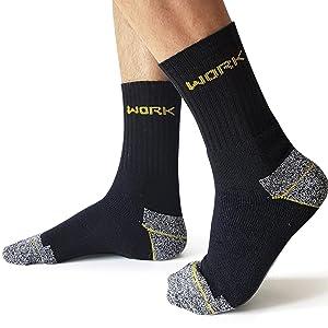 arbeitssocken herrensocken herren damen socken 43-46 work socks