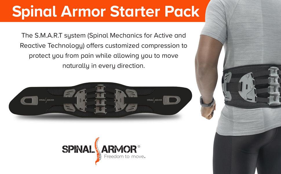 Spinal Armor Starter Pack