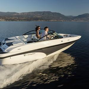 Ambassador Marine products are used on Campion boats