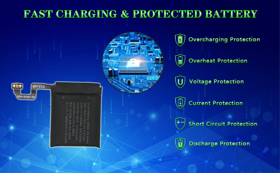 series 4 battery