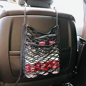 Dog Car Net Barrier for Dog Pet or Kids