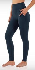 ODODOS Womens High Waist Jogger Leggings with Pockets