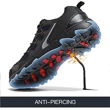 Zapatos de Seguridad Hombre