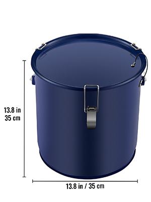 oil filter drain bucket