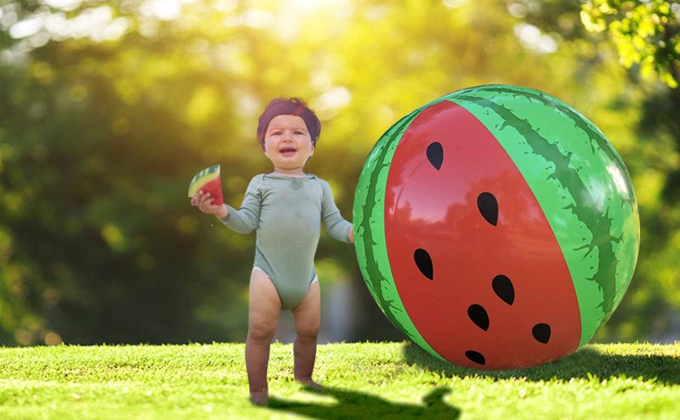 kids watermelon ball