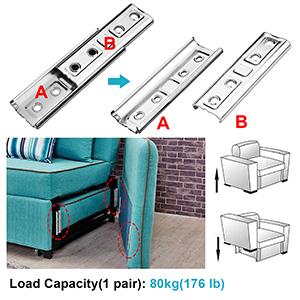 Interlocking Sofa Connector Bracket