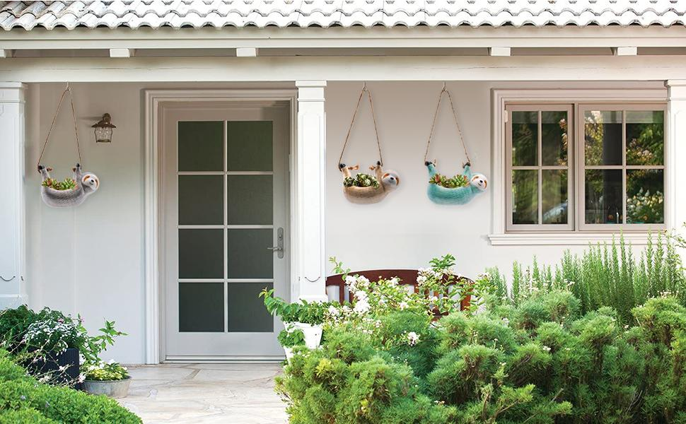 Outdoor Flower Plant Pots