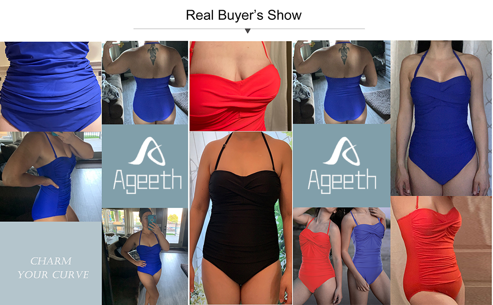 strapless swimsuits for women tummy control