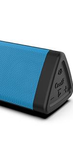 OontZ Angle 3 Bluetooth Portable Speaker - Blue