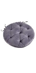 Round Chair Pad