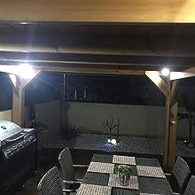 Richarm 42led solar light