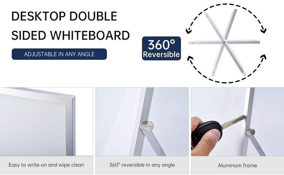 double side and angle adjustable