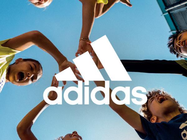 adidas kids sports footwear