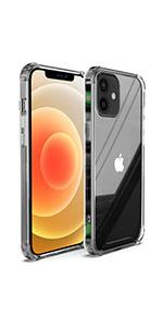 iPhone 12 12 pro clear case