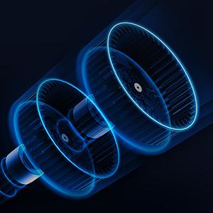 powerful motor air purifier