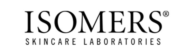ISOMERS Skincare laboratories logo
