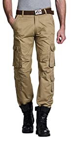 Vinbosion Regular Fit Cargo Pants