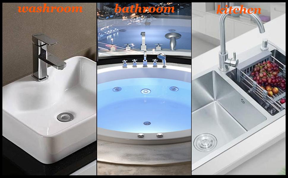 QYHNYJF Bathroom Sink Stopper