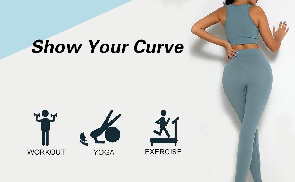 Yoga sets for women