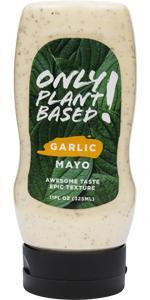 Only Plant Based Garlic Mayo
