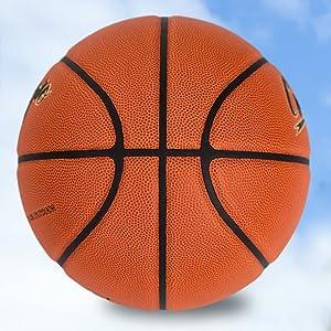 Microfiber basketball