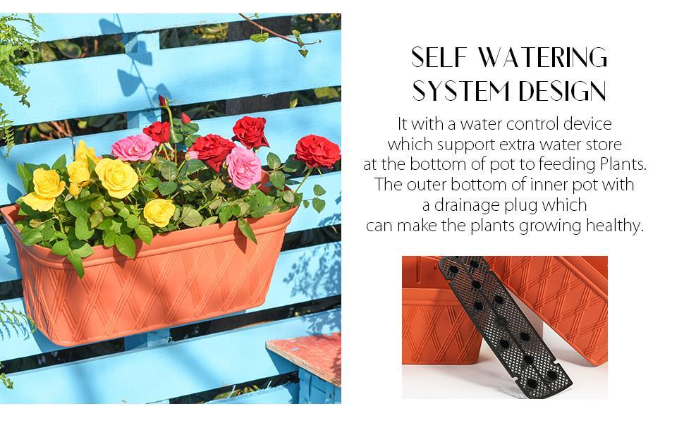 self watering system design