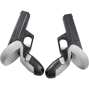 VR Controller Gun Case Compatible with Oculus Quest 2