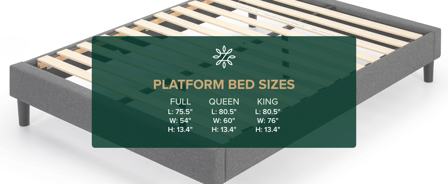 Curtis Bed Sizes