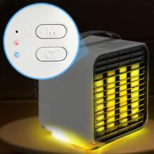 Portable Air Conditioner with light