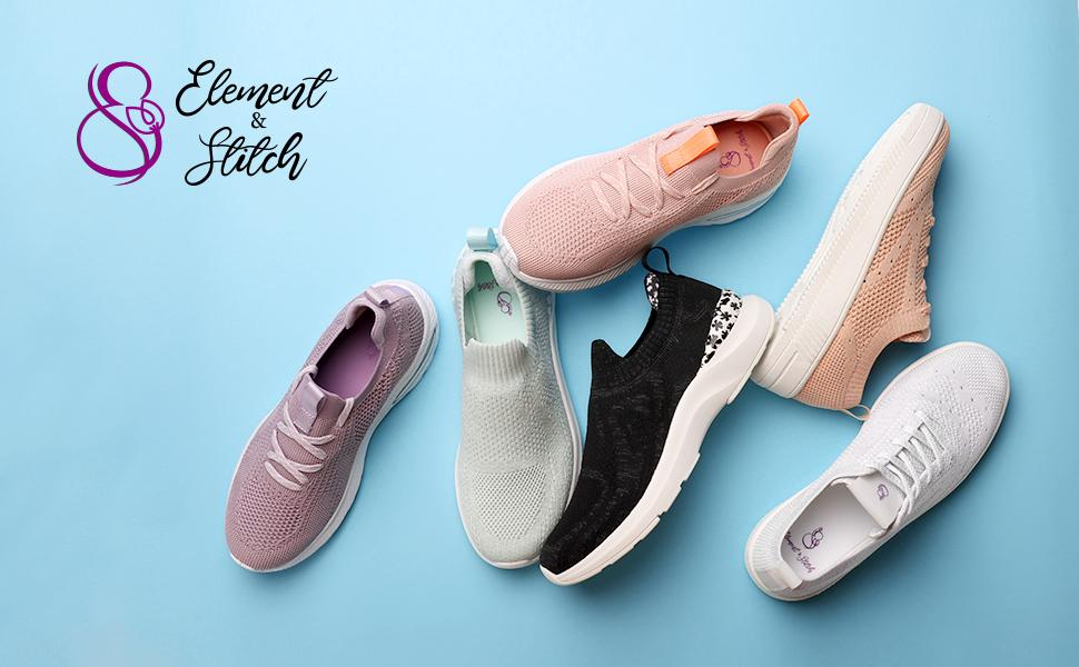 Women sock walking shoes canvas shoes sneakers
