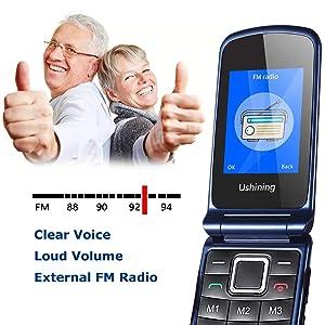 Unlocked basic cell phone