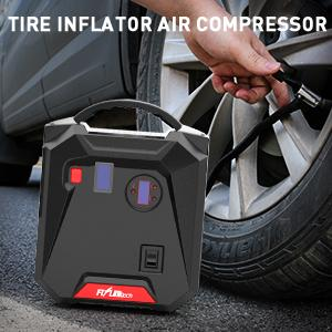 jump starer with Air Compressor