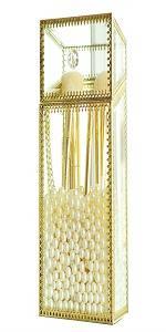 brushholder in gold