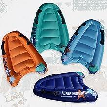 Devilfish 4 bodyboard race pack