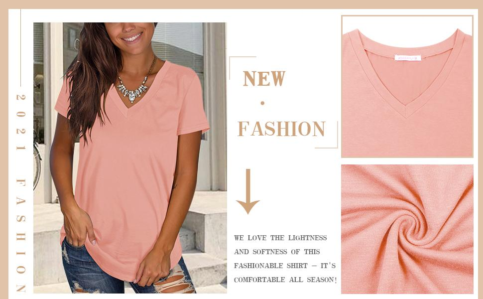 womens v neck t shirts,women tops uk,tops women uk,women t-shirt,t-shirts for women