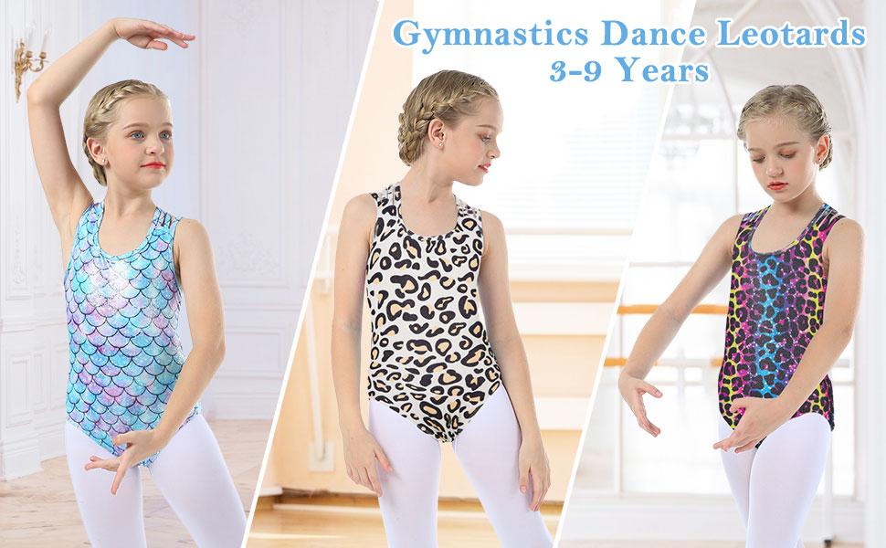 Gymnastics Leotards for Girls