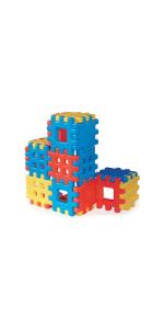 Little Tikes Big Waffle Block Set (18 piece)