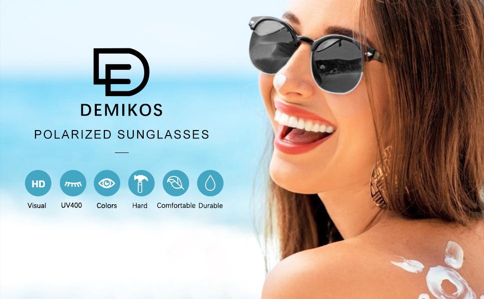 polarized sunglasses women