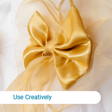 Use creatively
