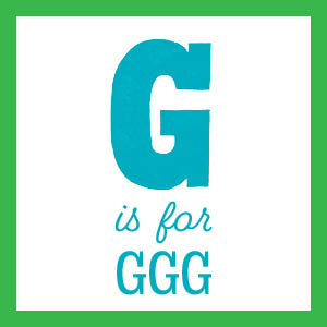 G is for GGG
